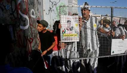 Palestinian hunger strike fight against injustice