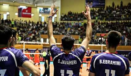 Iran downs China in Asian U23 Volleyball Championship