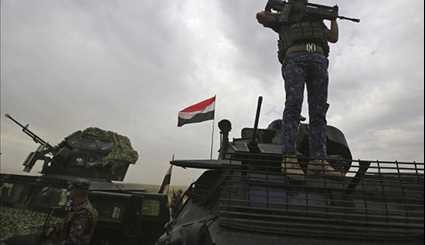 Iraqi Forces Still on March in Mosul