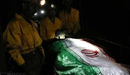 7 More Bodies Retrieved from Coal Mine in Iran