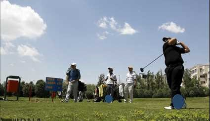 Int'l Golf Competitions