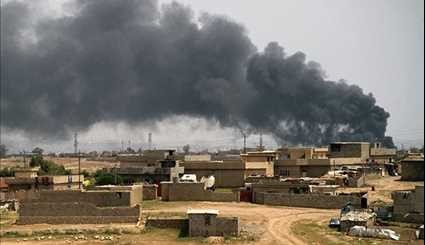 Iraqi Forces Recapture More Areas in Western Mosul