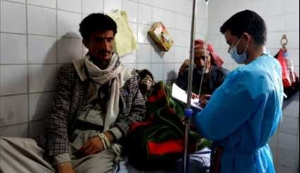 Danger of Cholera Epidemic in Yemen Greatly Amplified