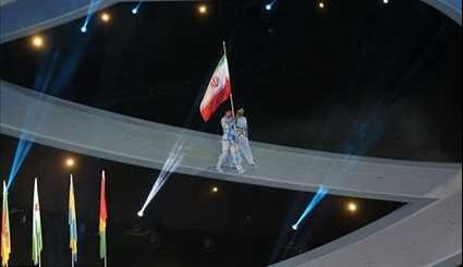 4th Islamic Solidarity Games Kick off in Baku