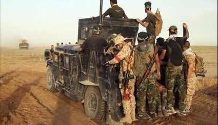 Iraqi Popular Forces Take Control of More Border Villages, West of Mosul