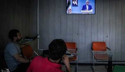 Iran's Presidential TV Debate Breaks Record as Most-Watched