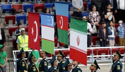 Iranian Athletes Collect 8 Medals in Islamic Solidarity Games