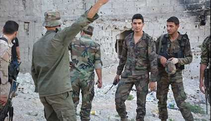 Syrian Army Takes Full Control of Al-Qaboun Region