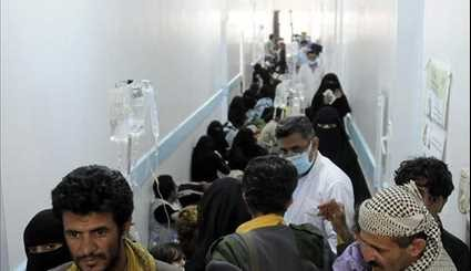 Cholera Kills Over 100 People in Yemen in Two Weeks