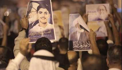 Bahrainis Continue Support for Sheikh Issa Qassim