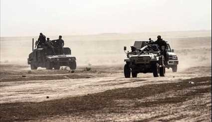 More Villages Liberated by Iraqi Popular Forces West of Mosul