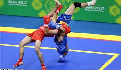 Wushu Tournament games Muslim countries in 2017/ Baku