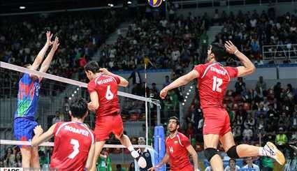 Youth volleyball team win games Muslim countries in 2017 / Baku / Pictures