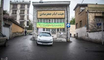 Pictures from the neighborhood of Tehran