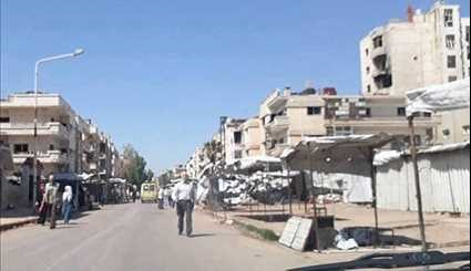 Homs City Declared Safe after Evacuation of All Militants