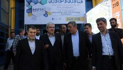 6th INOTEX opens in Tehran