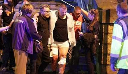 22 Dead after Explosion at Manchester Ariana Grande Concert