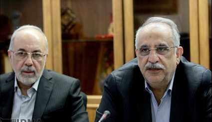 Iran and Belarus customs officials meet