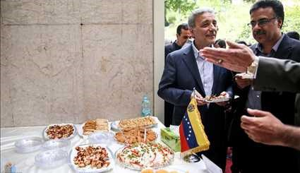 UT hosts Nations Food Festival