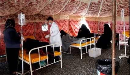 Yemen Fighting Triple-Threat of Cholera, Conflict & Starvation