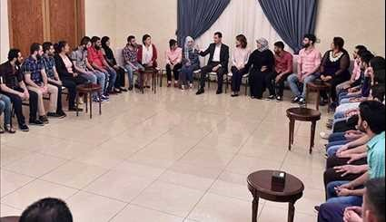 Tens of Abducted Civilians Released in Newly-Freed District North of Damascus