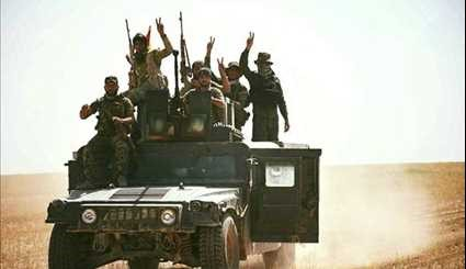 Iraqi Volunteer Forces Capture Ba'aj West of Mosul from ISIL
