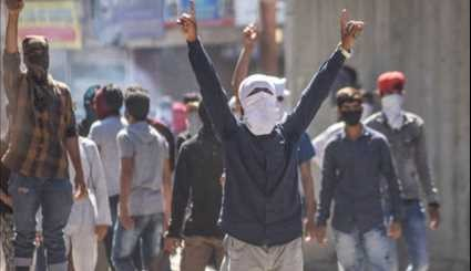 Police, Protesters Clash in India-Controlled Kashmir