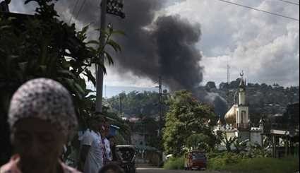 Philippines Army Forces Hunting Down ISIL Terrorists in Marawi