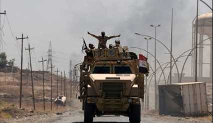 Iraqi Forces on Way to Tal Afar