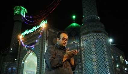 Night of Decree observed across Tehran