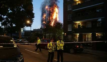 Six confirmed dead in Grenfell Tower as death toll expected to rise