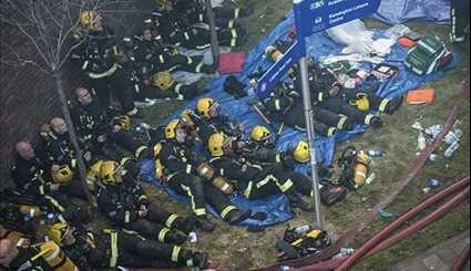 London Fire: Six Dead, 20 in Critical Care after Tower Block Blaze