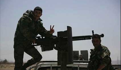 Syrian Army Captures Strategic Energy-Field in Homs