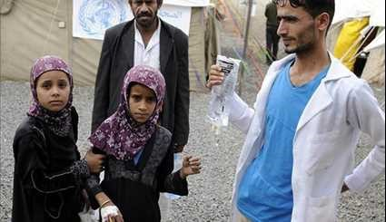 Death Toll from Cholera Rises to 989 in War-Torn Yemen