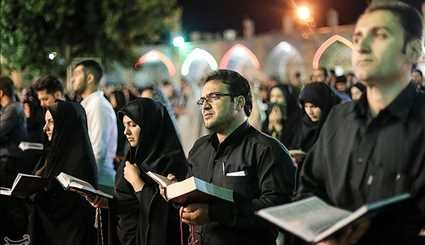 Qazvin / Night of Decree across Iran (3)