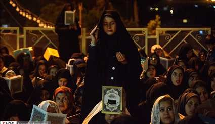 Mashhad / Night of Decree across Iran (5)