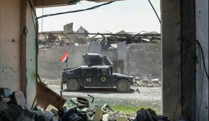 Mosul Battle: Iraqi Forces Attack ISIL-Held Old City