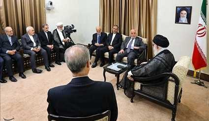 Iraqi PM meets several Iranian senior officials in Tehran