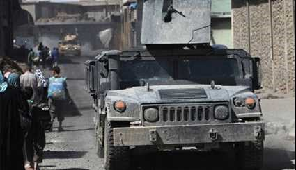 Iraqi Forces Evacuate Civilians from Old City of Mosul