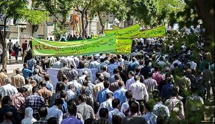 Millions of Iranians March on International Quds Day