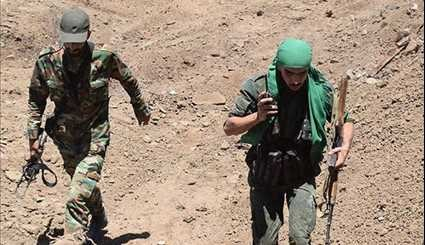 Syrian Army Takes Control of More Building Blocks in Ein Terma
