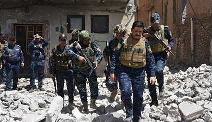 Iraqi Military Forces Capture Two More Mosul Neighborhoods