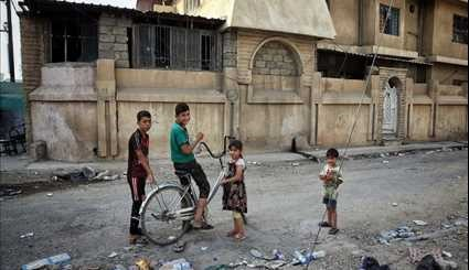 Life Gradually Returns to War-Ravaged Mosul