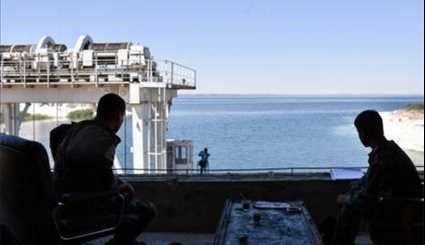Raqqa: Syrian Pro-Government Forces in Control of Lake Assad Reservoir