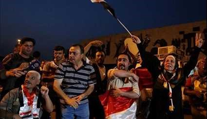 People Celebrate Liberation of Mosul as it Symbolizes Total Collapse of ISIL in Iraq