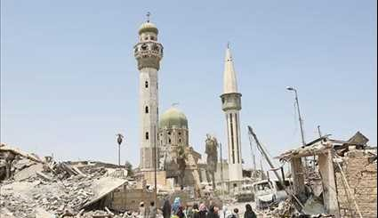 Iraq :Mosul Residents Hope to Find Better Life among Rubble of....