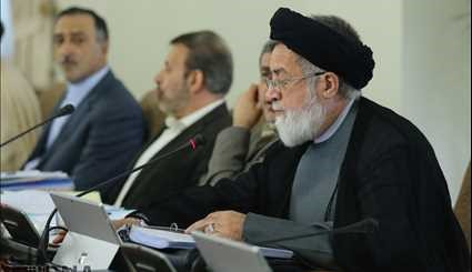 Meeting of the Government of the Islamic Republic