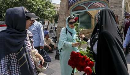 Veil day in Grand Bazzar of Tehran/ Pictures