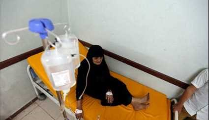 Yemen's Cholera Epidemic Spiraling out of Control