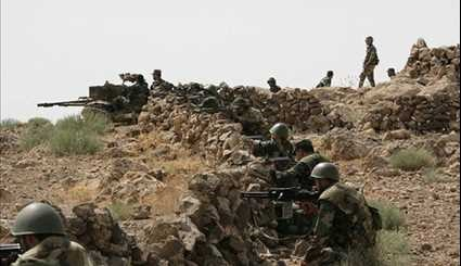 Syria Pro-Government Forces in Control of More Positions in Southern Quneitra